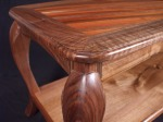 Chevron Coffee Table 062