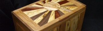 Featured - Sunburst Hope Chest