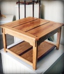 honey locust coffee table